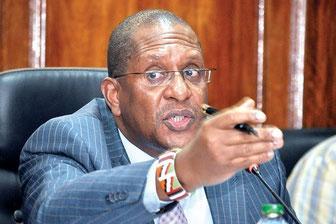 Il Procuratore Generale del Kenya Keriako Tobiko