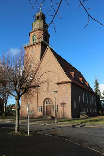 Kirche Laubusch