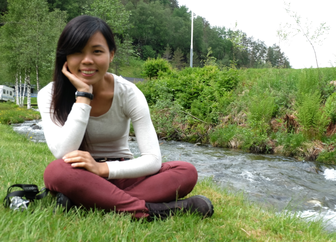 Because I do not have such a photograph with the Mae Sa river...