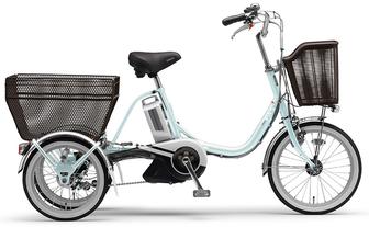 三輪自転車 ヤマハ PAS ワゴン