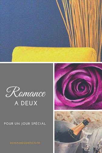 Domaine Quiescis - Nos formules - Romance à deux - Chambres d'hôtes et hébergements insolites à Marcellus - Lot et Garonne
