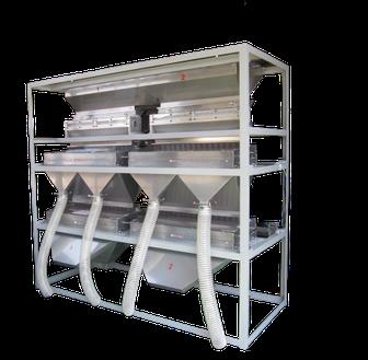 フリクションセパレーター リサイクルプラスチック