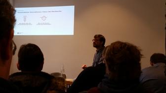David Ehl ist Autor und Verfechter des Cosntructive Journalism in Deutschland