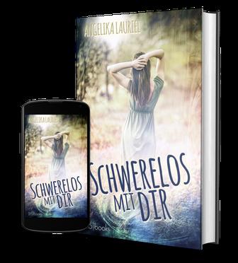 Cover: Schwerelos mit dir, Liebesroman