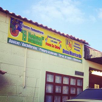 "The school ""El Nahual"""