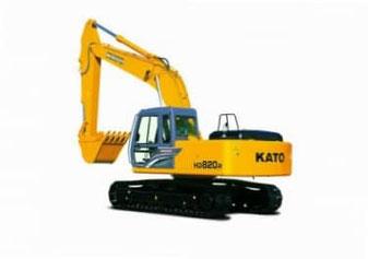 KATO HD820R Excavator