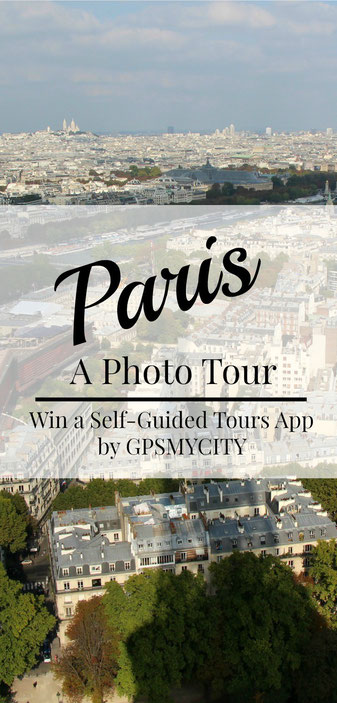 No reading, just beautiful images of Paris.