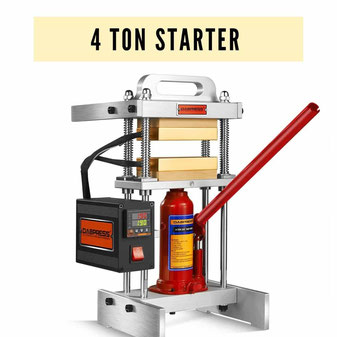 4 Ton Starter Rosin Press