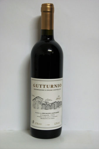 gutturnio vino vino segalini cantina castellana uva vino rosso doc