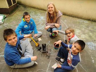 Pratiquer conversation en anglais pour enfants 67000 club périscolaire