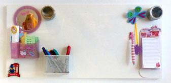 Panel magnético para despacho - AorganiZarte