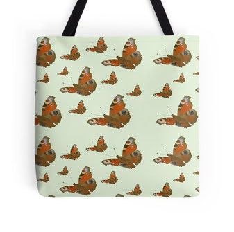 Schmetterlingstasche