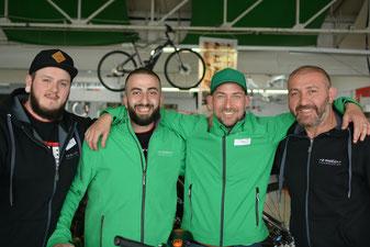Die e-motion e-Bike Experten in der e-motion e-Bike Welt in Saarbrücken