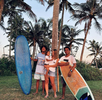 Baruna Surf Culture Bali - the Family