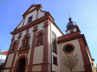 St. Laurentius, Marktheidenfeld