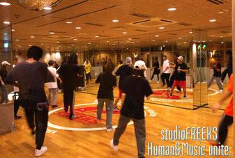 studio freeks 、町田ダンススクール、町田ダンススタジオ、hiphop、町田ダンス、町田体験レッスン、町田体験ダンス、町田体験、ダンス初心者、町田ダンス初心者、