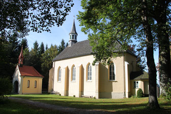 Wallfahrtskirche Gschnaidt, Altusried