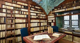 historische Prädikantenbibliothek Isny