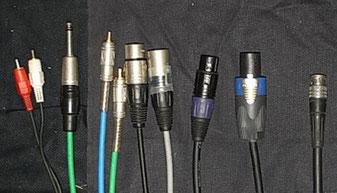 レンタルケーブル | 音響機材レンタル-株式会社RKB