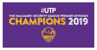 City of Liverpool Hallmark Security League Premier Division Champions 2018/19