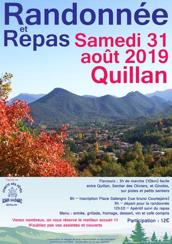 randonnée - Quillan - Pyrénées Audoises