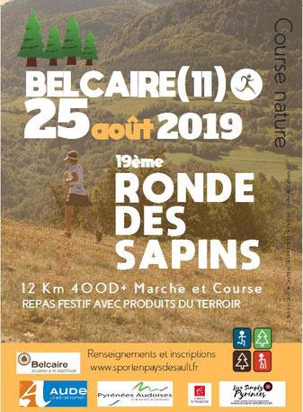 Ronde des Sapins - Belcaire - Pyrénées Audoises