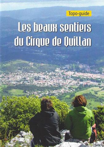 """topoguide """"Les beaux sentiers du Cirque de Quillan"""""""