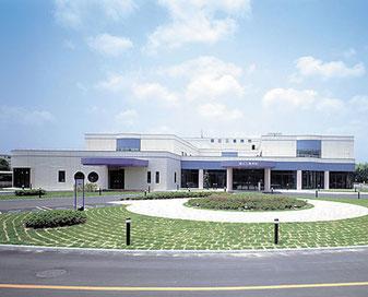 三重病院の外観