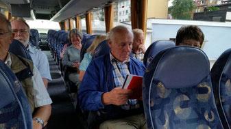 Busfahrt Hamburg 12. Juli 2015