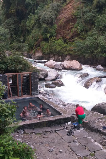 Annapurna Basecamp Hike