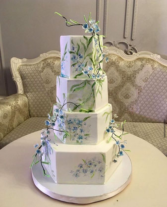 Купить Свадебный торт