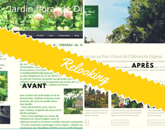 Relooking site internet - Somme Tourisme - Amiens
