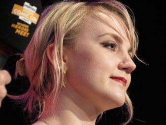 Evanna Lynch at Dutch Comic Con