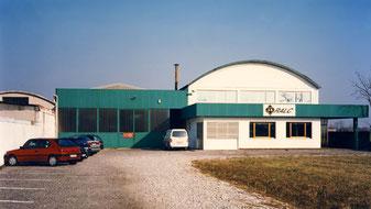 1996 - La vecchia sede di Cervignano del Friuli