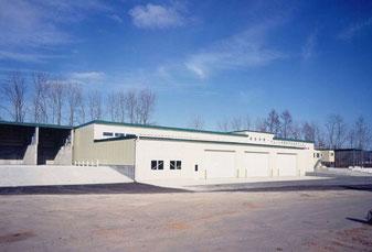 オムニス林産協同組合 製材工場