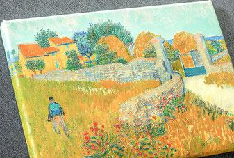 hochwertige Bildreproduktion eines Gemäldes von Van Gogh