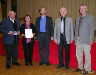 Kienzlchor Waizenkirchen - Wertungssingen 2011