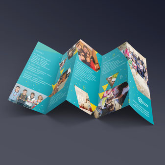 brossúra tervezés