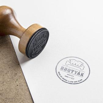 bélyegző tervezés