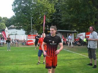 Den 2. Platz sicherte sich der FC Union 60 beim Heimturnier.