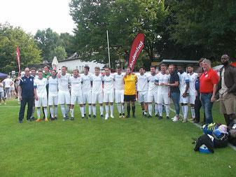 Den 3. Platz belegte der Habenhauser FV mit einem 4:3 gegen den SV Hemelingen