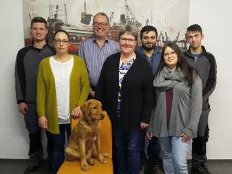 Équipe de Technofond Gießereihilfsmittel GmbH