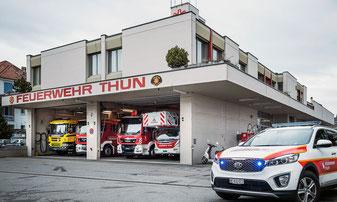 Bild Hauptgebäude (Schutz und Rettung Thun)