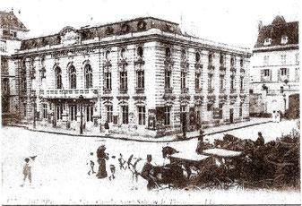 """Théâtre de facture """"Italienne"""" construit en 1826"""