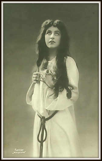 Chales Gounod FAUST (Marguerite)