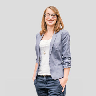 Mona Bien, Senior User Experience Consultant bei Unterschied & Macher
