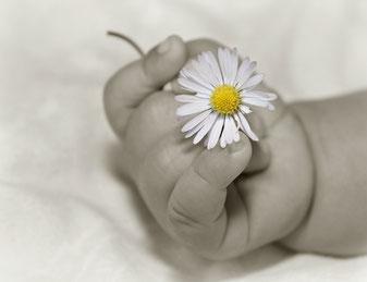 Osteopathie für Babys in München und Augsburg