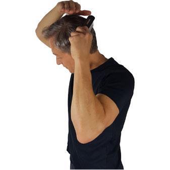 Männerbürste, Haarbürste Männer, Bürste Männer, Männer Haarbürste, Styling Bürste Männer