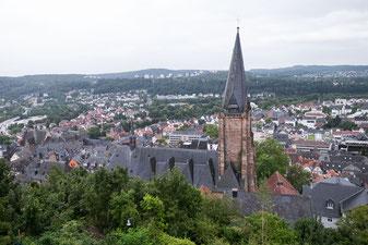Luth. Pfarrkirche in Marburg | Bildquelle: medio.tv/schauderna