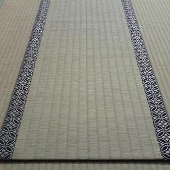 床の間 紋縁付